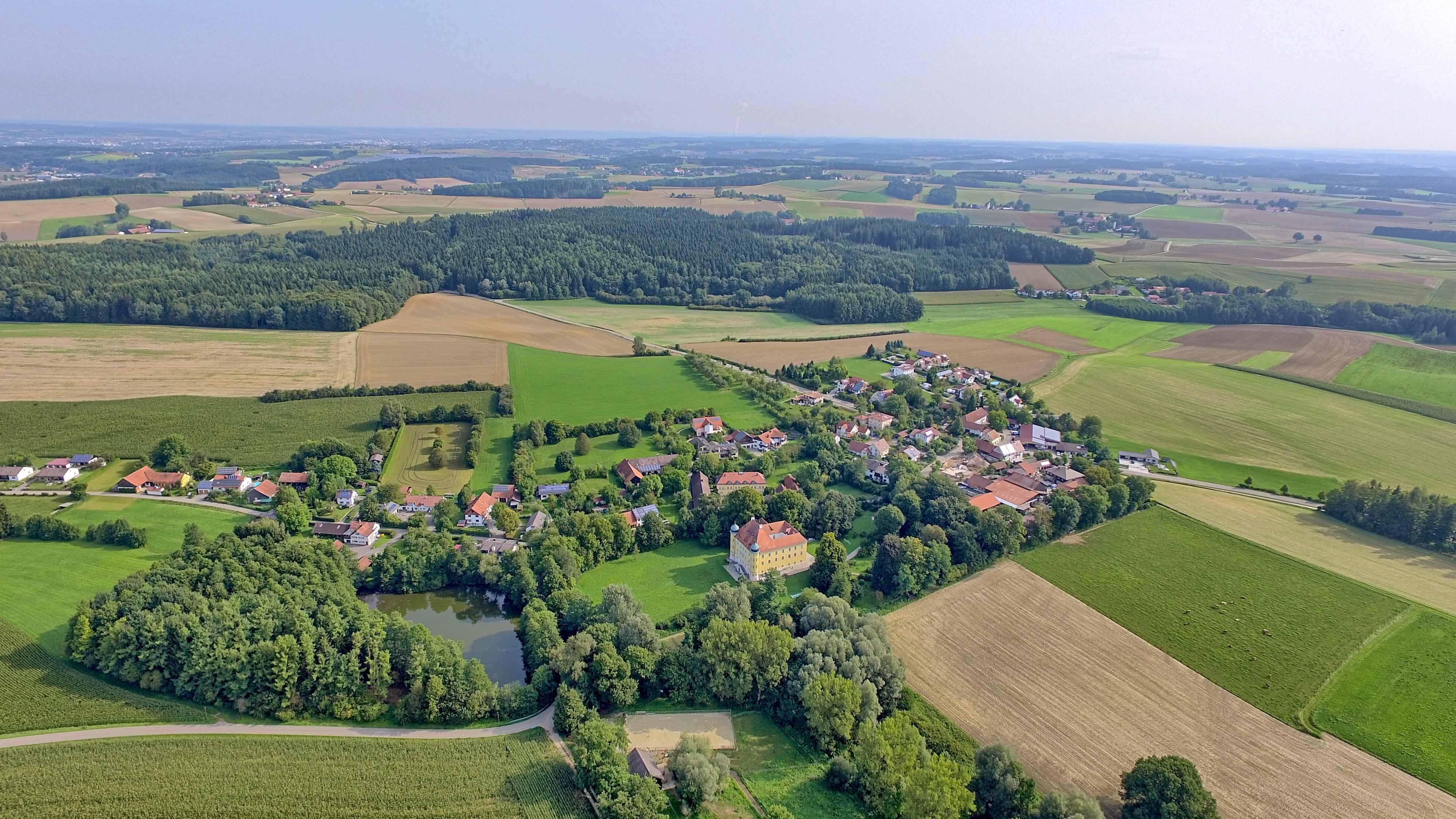 Vilsheim und Kapfing am 27.08.2017