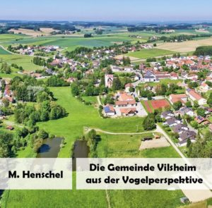 """Out Now: Der Bildband """"Gemeinde Vilsheim aus der Vogelperspektive"""""""